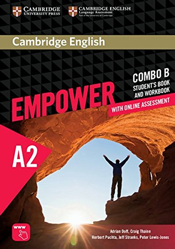 Cambridge English Empower Elementary A2 Combo B: Student's