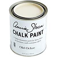 Tiza Pintura por Annie Sloan Old ocre