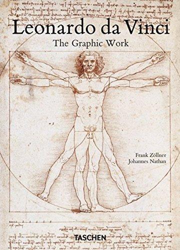 Leonardo da Vinci. Das zeichnerische Werk by Frank Zöllner (2014-09-16)