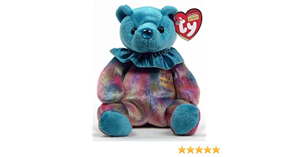 TY Beanie Baby - DECEMBER the Birthday Bear  Amazon.co.uk  Toys   Games 97730d8eea84
