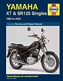 Yamaha XT & SR125 (82 - 03): 1982 to 2003 (Haynes Service and Repair Manuals)