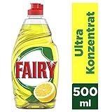 Fairy Zitrone Ultra Konzentrat Spülmittel, 16er Pack (16 x 0.5 l) für Fairy Zitrone Ultra Konzentrat Spülmittel, 16er Pack (16 x 0.5 l)