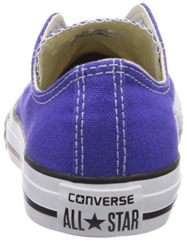 Converse Ctas Season Ox, Baskets mode mixte enfant Violet