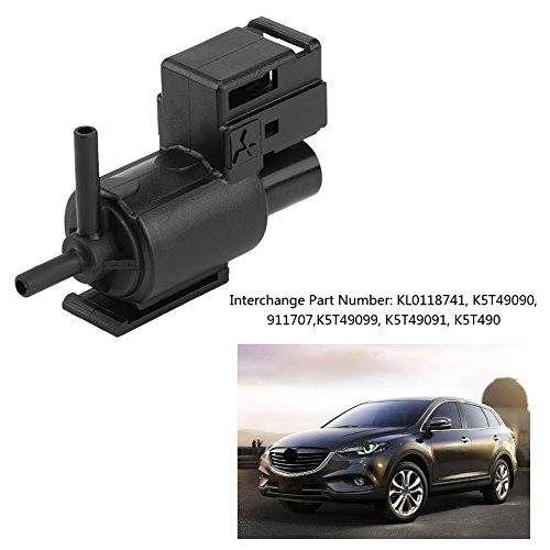 Preisvergleich Produktbild Auto-Abgasrückführung Vakuum-Magnetschalter Ventil für AGR Mazda 626 Protege K5T49090