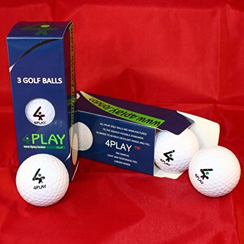 4PLAY – Premium Balles de golf