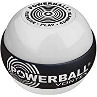 Powerball Vortex 250Hz Giroscopio per Allenare Avambracci, Forza Delle Mani e Migliorare le Vostre Prestazioni Sportive - Golf Ball Dimensioni