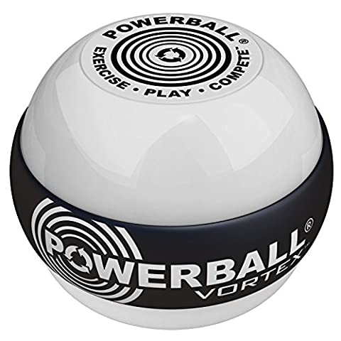 Powerball Vortex 250hz Gyroscopic Arm Exercise Machine, Forearm Trainer & Hand Grip Strengthener For Enhanced Sport and Fitness Ability