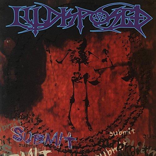 Illdisposed: Submit (Brown Vinyl) [Vinyl LP] (Vinyl)