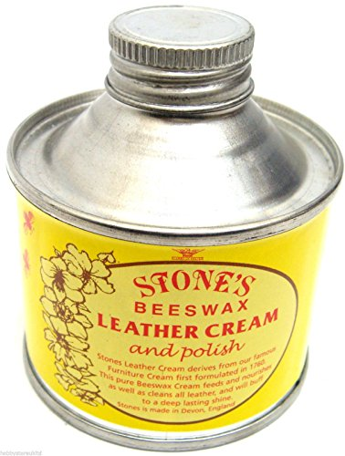 stones-beeswax-leather-cream-leather-polish-feeds-cleans-leather-cleaner-new