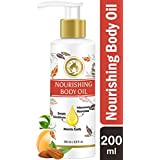 [Sponsored]Mom & World Mother Nourishing Body Oil - 200ml - Complete Moisturising, 100% Pure Oils