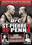 UFC 94: St Pierre vs Penn 2 [DVD] [2009] by BJ Penn