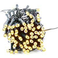 75440 Christmas Workshop Benross 100 LED Bulbs Warm White Fairy String Lights Indoor & Outdoor Garden Party Light Wedding Decoration