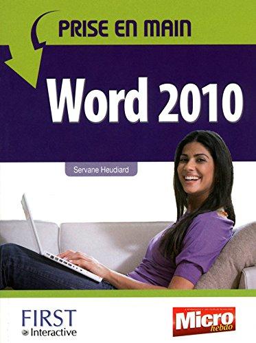 Word 2010 par Servane Heudiard