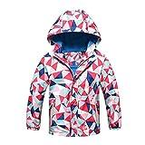 SoonerQuicker Sport Mantel Warmer Mantel Kinder Kinder Im Freien Wasserdicht Mit Kapuzenjacke Halten Kleidung -