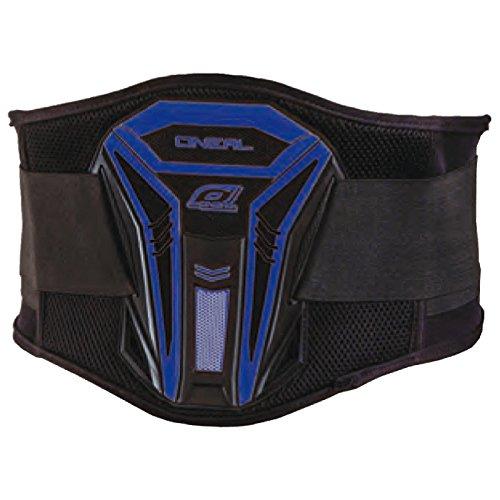O'Neal PXR Nierengurt Blau Motocross MX Enduro Motorrad Gürtel Lycra Klettband Rückenstütze S/M, 0733-040, Farbe blau
