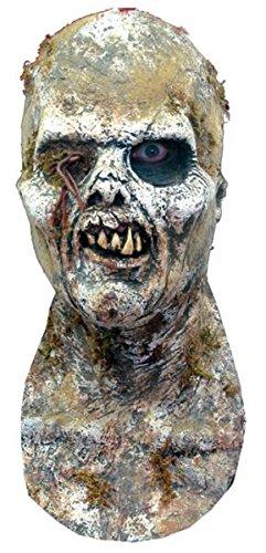Fulci Zombie Latex Mask (M&m's Kostüm Halloween)