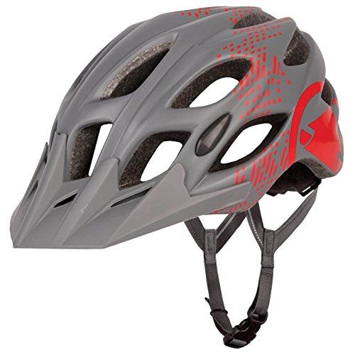 ENDURA - Hummvee Helm - Bike Helmet Size S-M, Grey