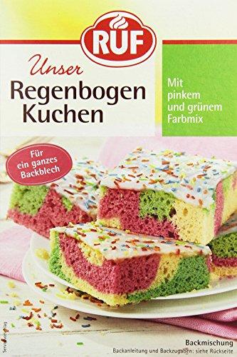 RUF Regenbogen Kuchen, 6er Pack (6 x 840 g)