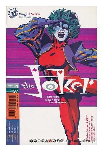 The Joker #1 / Karl Hesel, Matt Haley, Tom Simmons