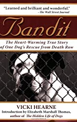 Bandit: The Heart-warming True Story of One Dog's Rescue from Death Row by introduction by Elizabeth Marshall Thomas Vicki Hearne (2007-10-01)