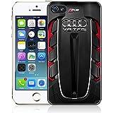 Funda Case iPhone 6/6S Moteur V8 - Audi