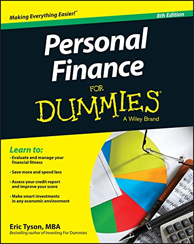 Personal Finance For Dummies por Eric Tyson