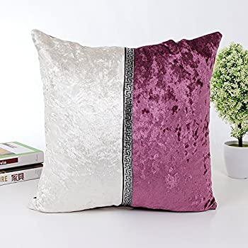 small size 60x40cm ZIPPED Cotton Blend Cream Pack of 4 Housewife Pillowcases