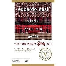 Storia della mia gente (VINTAGE) (Italian Edition)