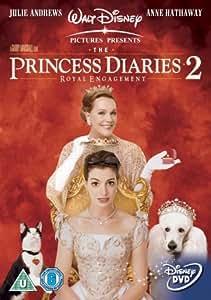 The Princess Diaries 2 - Royal Engagement [DVD]