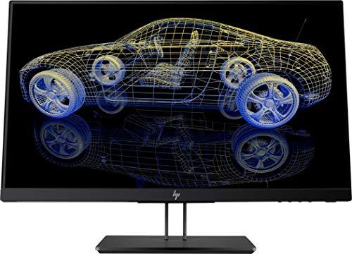 HP Z23n G2 Display 58,42 cm (23 Zoll FHD IPS) Monitor (VGA, HDMI 1.4, DisplayPort1.2, 5ms) schwarz