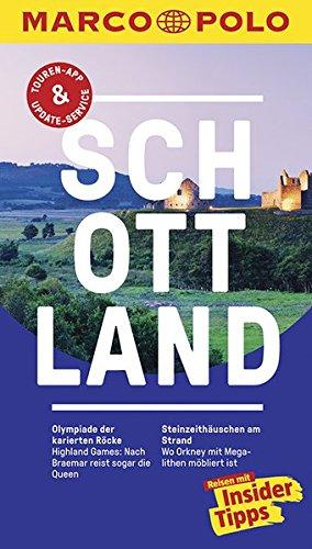 Preisvergleich Produktbild MARCO POLO Reiseführer Schottland: Reisen mit Insider-Tipps. Inklusive kostenloser Touren-App & Update-Service