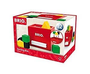 BRIO Sorting Box - Red