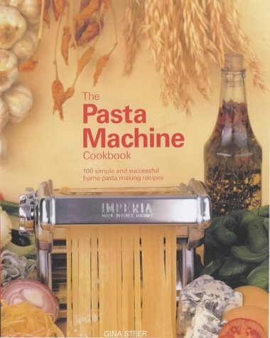 The Pasta Machine Cookbook Cover Image