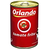 Orlando - Tomate frito clásico, 400 g