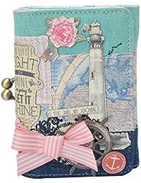 Portefeuille Femme Moyen à Clip Vendula Charlotte Lighthouse - Phare fe61b93f0f4