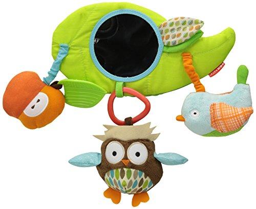 Skip Hop 185600 Treetop Friends, Stroller Bar Toy (Stroller Bar Toy)