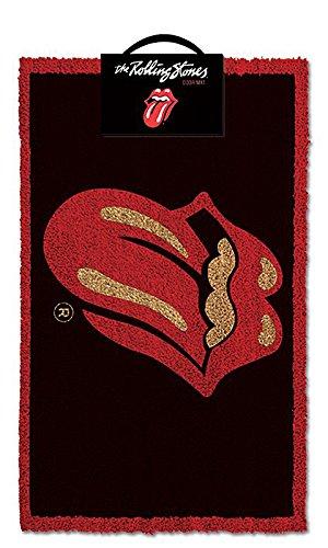 Felpudo Rolling Stones - Logotipo/Lips