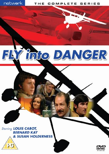 Fly Into Danger [DVD]