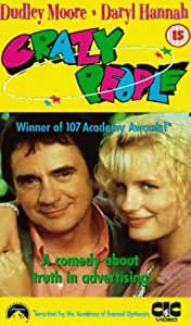 Crazy People [1990] [VHS]