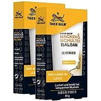 TIGER BALM Nacken & Schulter Balsam – Natürlicher Balsam bei Verspannungen im Nacken- & Schulterbereich – Pflegende... - preisvergleich