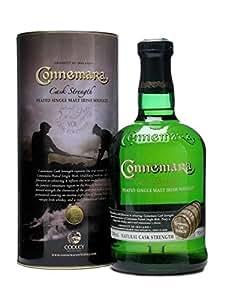 CONNEMARA Cask Strength Irish Whiskey 70cl Bottle