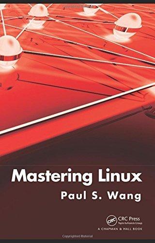 Mastering Linux by Paul S. Wang (2010-09-22) par Paul S. Wang