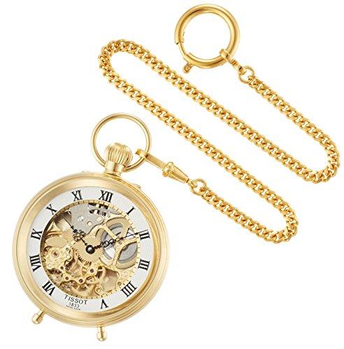 Tissot T86470123 – Reloj analógico unisex de cuarzo