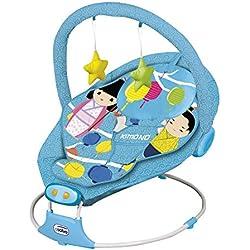 Asalvo Excellent - Hamaca para bebés Excellent, diseño kimono, color azul