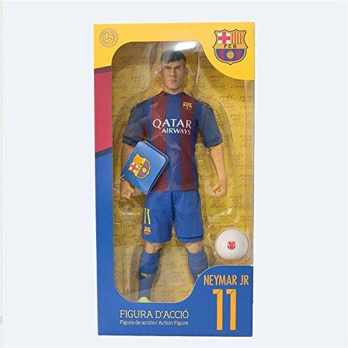 Bamboo - Sockers - Barcelona Neymar Jr (16/17 kit) /Figures (1 TOYS)