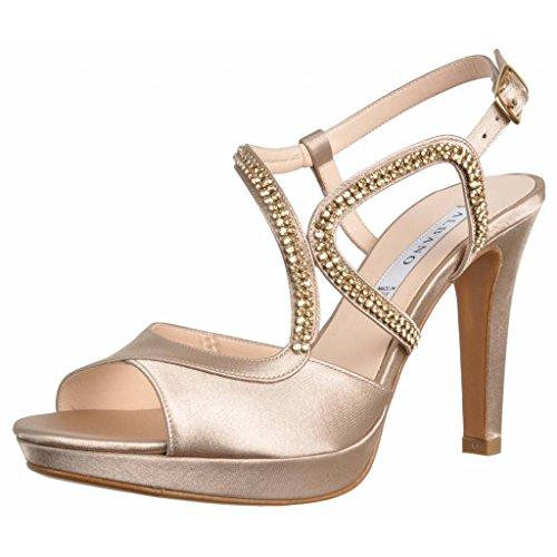 ALBANO Sandali per Le Donne, Farbe Beige, Marke, Modell Sandali per Le Donne 42212 Beige