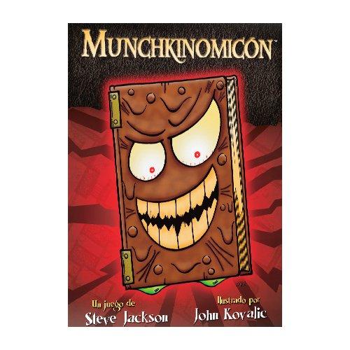 Munchkin - Munchkinomicón, Juego de Mesa (Edge Entertainment MUB2)
