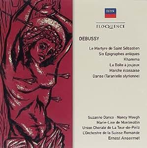 Debussy: Le martyre de Saint Sébastien, Khamma