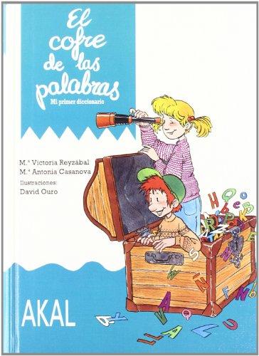 Descargar Libro El Cofre De Las Palabras. Mi Primer Diccionario (Educación infantil) de María Antonia Casanova