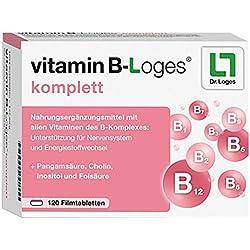 Vitamin B-Loges komplett, 120 St. Tabletten